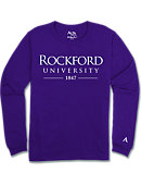 Rockford University Long Sleeve T-Shirt