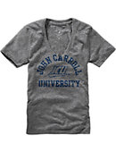 John Carroll University Women's V-Neck T-Shirt