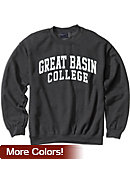 Great Basin College Crewneck Sweatshirt