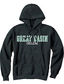 Great Basin College Hooded Sweatshirt