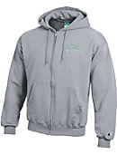 Great Basin College Full-Zip Hooded Sweatshirt