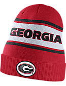 Nike University of Georgia Dri-Fit Sideline Knit Cap
