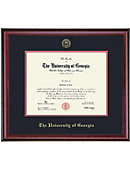 University of Georgia 8.5x11 Classic Diploma Frame