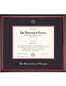University of Georgia 11'' x 14'' Classic Diploma Frame