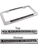 1312G2 'Pewter' Statesmetal'  License Plate Frame