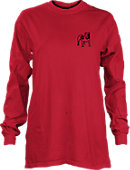 University of Georgia Bulldogs Women's Long Sleeve T-Shirt