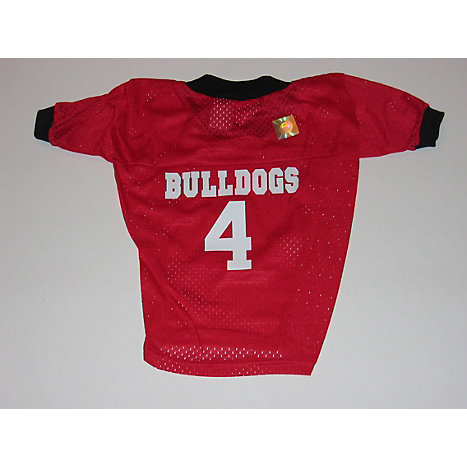 Product: University of Georgia Bulldogs Dog Jersey