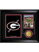 University of Georgia 12 x 10 Framed Medallion