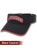 University of Georgia Ultra Lite Visor