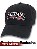 University of Georgia Stretch Adjustable Alumni Cap
