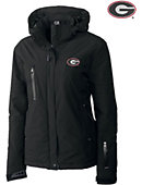 Cutter & Buck University of Georgia Women's WeatherTec Sanders Jacket - ONLINE ONLY