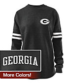 University of Georgia Women's Victory Springs Ra Ra Long Sleeve T-Shirt