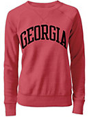 University of Georgia Women's Crewneck Sweatshirt