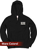 University of Georgia Bulldogs Women's Full Zip Hooded Sweatshirt