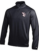 Simpson University Double Dry 1/4 Zip Fleece Performance Pullover