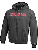 Simpson University Full Zip Hooded Sweatshirt