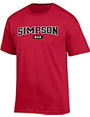 Simpson University Dad T-Shirt