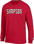 Simpson University Long Sleeve T-Shirt