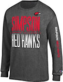 Simpson University Red Hawks Long Sleeve T-Shirt