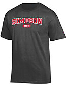 Simpson University Mom T-Shirt
