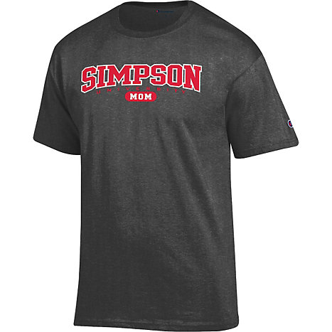 Product: Simpson University Mom T-Shirt