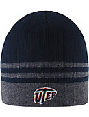 University of Texas El Paso Striped Beanie