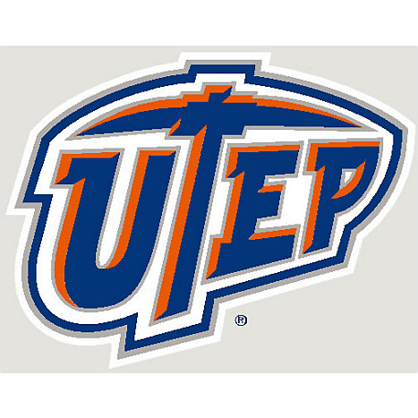 Product: UTEP Logo X-Static Decal