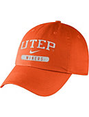 University of Texas El Paso Miners Adjustable Cap