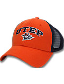 University of Texas El Paso Mesh Cap