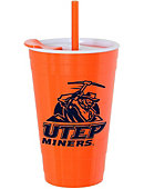 University of Texas El Paso 16 oz. Player Sport Cup
