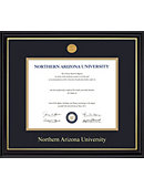 Northern Arizona University Coronado (9/12 To Pres) Diploma Frame -ONLINE ONLY