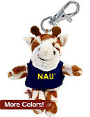 Northern Arizona Plush Keychain