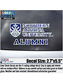 Northern Arizona Alumni Decal