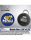Northern Arizona Lumberjacks Bottle Opener Key Chain