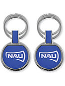 Northern Arizona Double Ring Keychain