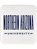 Northern Arizona Square Celluloid Magnet