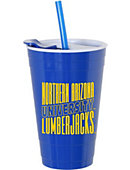 Northern Arizona Lumberjacks 16 oz. Player Sport Cup