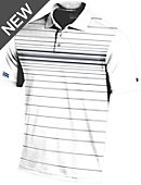 Under Armour Northern Arizona Stripe Polo