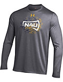 Northern Arizona Long Sleeve Nu Tech Performance T-Shirt