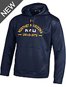 Under Armour Northern Arizona Lumberjacks Fleece Hooded Sweatshirt