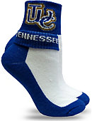 Tennessee Wesleyan College Fliptop Socks