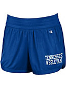 Tennessee Wesleyan College Women's Endurance Shorts