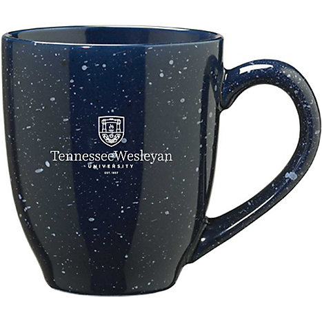 Product: Tennessee Wesleyan University 16 oz. Bistro Mug