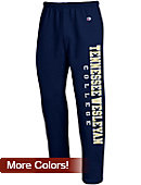Tennessee Wesleyan College Open Bottom Sweatpants