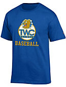 Tennessee Wesleyan College Baseball T-Shirt