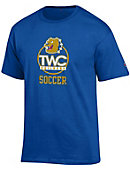 Tennessee Wesleyan College Bulldogs Soccer T-Shirt