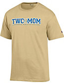 Tennessee Wesleyan College Bulldogs Mom T-Shirt