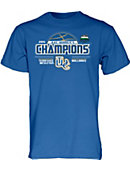 Tennessee Wesleyan Bulldogs Women's Basketball 2015 AAC Champions T-Shirt