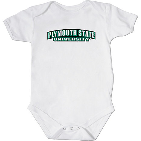 Product: Plymouth State University Infant Bodysuit