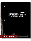 Plymouth State University Notebook 100-Sheet